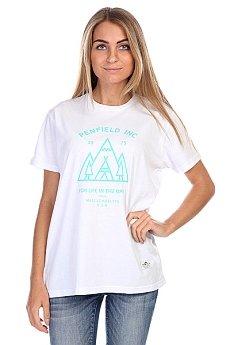 Футболка женская Penfield Teepee T-Shirt White
