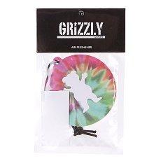 Освежитель Воздуха Grizzly  Tie-Dye Air Freshener Royal