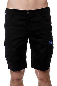 ����� Skills Cargo Shorts 2 Black
