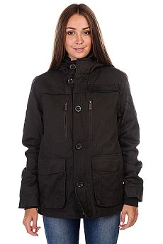 ������ ������� Zoo York Zy Puffer Parka Black