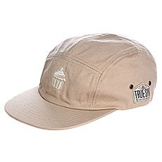 ��������� TRUESPIN Cup Cake 5 Panel Cap Cream