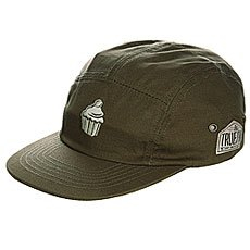 ��������� TRUESPIN Cup Cake 5 Panel Cap Green