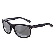 ���� ������� Nike Mdl 80 Matte Black Grey W/Silver Flash Lens