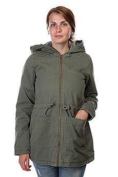 Куртка парка женская Roxy Primo Parka J Jckt Dusty Olive