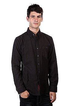 Рубашка утепленная Independent Class Act Flannel Black