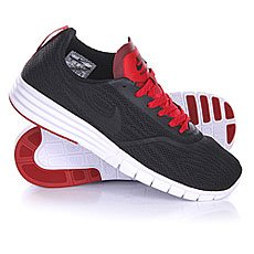 ��������� Nike Paul Rodriguez 9 R/R Black/Gym Red/White