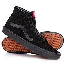 ���� ������� Vans Sk8 Hi Black