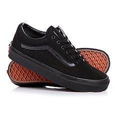 Кеды Vans Old Skool Black