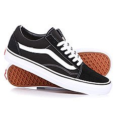 ���� ������ Vans Old Skool Black/White