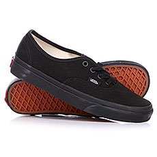 ���� ������ Vans Authentic Black