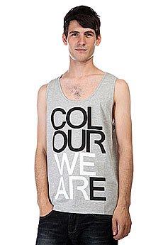 Майка CLWR We Are Tank Grey Melange