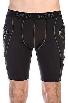 Защита на бедра G-Form Pro-G Shorts Black/Yellow