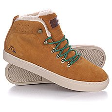 ���� ���������� Quiksilver Jax Xccw Brown/White