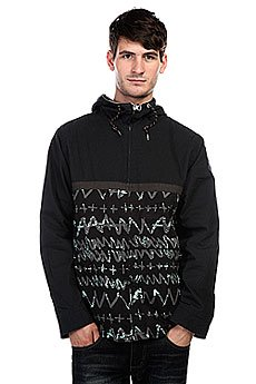 Куртка Quiksilver Carpark Allover Black