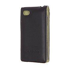 Чехол для Iphone 4/4S Avantree Kslt If4 001 Black