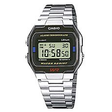 Часы Casio Collection A-163wa-1 Grey