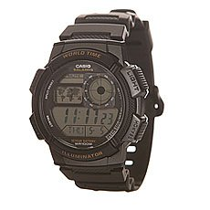 Часы Casio Collection Ae-1000w-1a Black