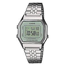 Часы женские Casio Collection La680wea-7e Grey
