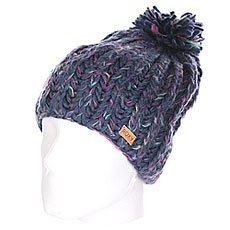 ����� � �������� ������� Roxy Nola Beanie Ensign Blue