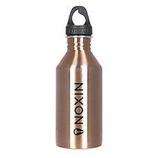 Бутылка для воды Mizu Nixon M6 600ml Lock Up Glossy Rose Gold W Black Print