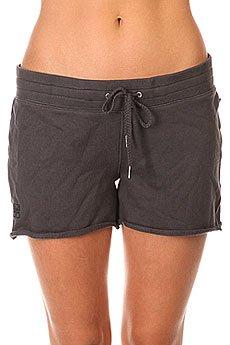 ����� ������� Zoo York Jrs Cozy Shorts Washed Black