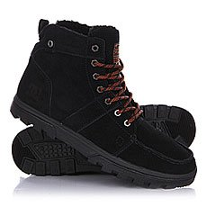������� ������ DC Woodland Black/Orange