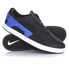 ��������� Nike Eric Koston Huarache Black/Black Game/Royal White