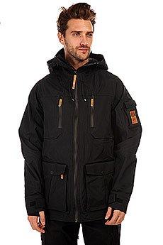 Куртка парка CLWR Falk Jacket Black