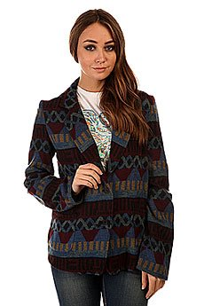 Пиджак женский Insight Geo Stripe Jacquard Blazer Multi