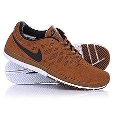 ��������� Nike Free Sb Ale Brown/Black/White