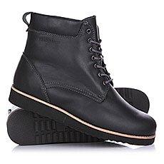 Ботинки зимние женские Rheinberger Teana Black