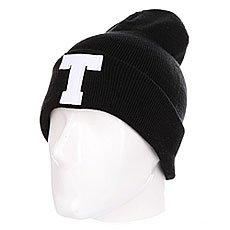 ����� TrueSpin Abc Beanie Black T