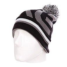 ����� Oakley Factory Winter Beanie Black