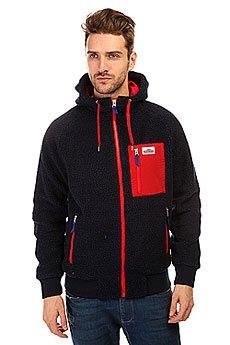 ��������� ���������� Penfield Mattingly Hooded Classic Pile Fleece Jacket Navy