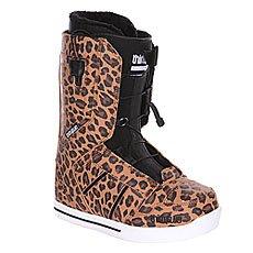 Ботинки для сноуборда женские Thirty Two 86 Ft Animal