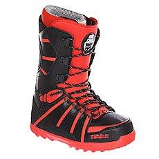 Ботинки для сноуборда Thirty Two Lashed Grab Black/Orange