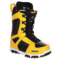 Ботинки для сноуборда Thirty Two Prion Black/Yellow
