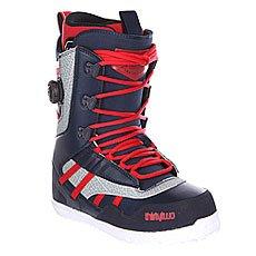 Ботинки для сноуборда Thirty Two Session Grenier Navy/Red