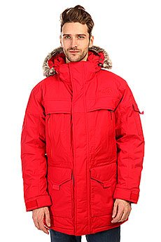 Куртка парка The North Face Mcmurdo Parka 2 Eu Red