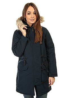 ������ ����� ������� Penfield Paxton Long Insulated Snorkle Jacket Navy