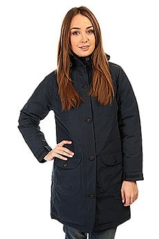 ������ ����� ������� Penfield Miller Long Mountain Parka Jacket Navy