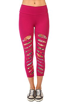 Леггинсы женские CajuBrasil New Zealand Legging An Purple