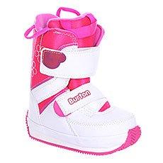 ������� ��� ��������� ������� Burton Grom White/Pink