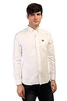 ������� Fred Perry Classic Oxford Shirt White