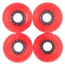 ������ ��� ��������� Pure Longboard Red Clear 83A 51 mm
