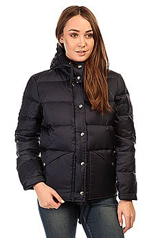 ������� ������� Penfield Bowerbridge Down Insulated Hooded Jacket Navy