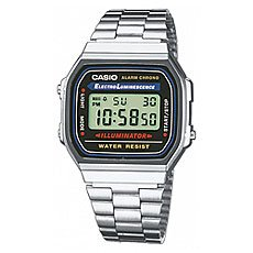 Часы Casio Collection 453 A-168Wa-1 Grey