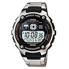 Часы Casio Collection Ae-2000wd-1a Black/Silver