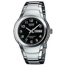 Часы Casio Collection Mtp-1229d-1a Silver/Black