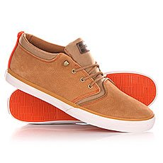 ���� ������� Quiksilver Griffin Fg Brown/Orange